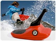 zipfy snow sled!!!  WANT ONE!!!