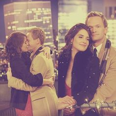 Barney x Robin Barney And Robin, Marshall And Lily, How Met Your Mother, Robin Scherbatsky, Ted Mosby, Another Love, Beautiful Series, Himym, I Meet You