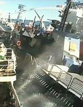 O Palhetas na Foz: No porto comercial da Figueira da Foz: ficou ental...
