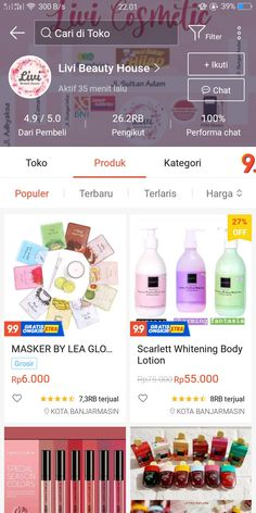 Best Online Clothing Stores, Online Shopping Sites, Online Shopping Clothes, Online Shop Baju, Aesthetic Shop, House Of Beauty, Makeup Store, Shops, Hair Care Routine