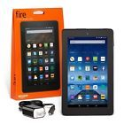 FACTORY SEALED! New Amazon Kindle Fire 7in Wi-Fi 8GB eReader Tablet - Black
