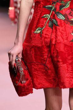 forlikeminded:  Dolce & Gabbana - Milan Fashion Week - Fall 2015