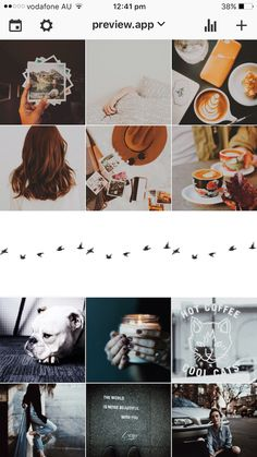 Here are 5 ways to transition your Instagram theme (tips, tricks & ideas)