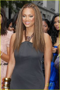 In 2003, Banks created and became the host of the UPN/The CW long-running reality television show America's Next Top Model.