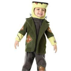 Toddler Boys Frankenstein Halloween Costume