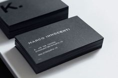 The best business card designs of the month! Fresh inspiration for everyone :) #UniqueBusinessCards