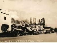 Main Street, Yerington, NV 1940-1950's