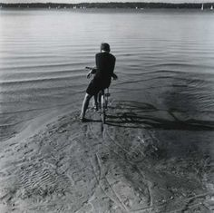 Herbert Tobias, Sunday at the Wannsee, Berlin, 1952