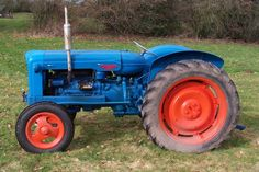 Old Tractors | Fordson Major Tractor: SOLD