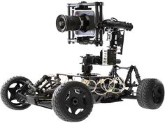 The New Camera Car SHOP NOW The Freefly TERO is a completely new way to move the camera. The system allows for an extremely dynamic low camera angle coupled with full 3-axis control of the MōVI stabilizer to create never-before-seen shots. With our custom Vibration Isolation System on a car as smooth and agile as … Continued