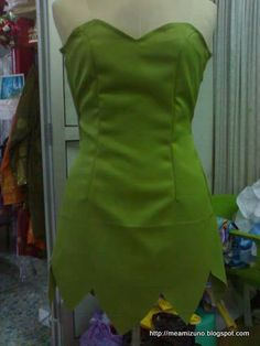 Photobucket. Hmm, should I to try and make this in moisture wicking fabric for the Tinker bell 1/2 marathon?