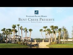 Standard Pacific Homes is pleased to debut Bent Creek Preserve, a brand new master-planned community nestled along the sun-drenched beaches of the Gulf of Mexico in the city of Naples. Bent Creek Preserve is a gated community that offers nine new home designs to choose from. The homes feature the spacious, open floorplans and the latest trends in residential architecture.