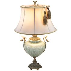 Theodore Alexander The Of Swans Table Lamp