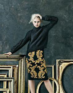 Belstaff, Dolce & Gabbana, Dec 2012