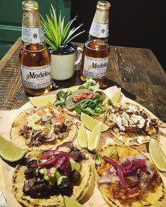 Tacos in Barcelona...looks so good!