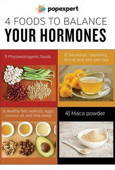 4 Foods to Balance Your Hormones Phytoestrogenic foods Dandelion, raspberry, fennel and wild yam tea Healthy fats: Choose things lik… Foods To Balance Hormones, Balance Hormones Naturally, Healthy Fats, Get Healthy, Healthy Life, Health And Nutrition, Health And Wellness, Women's Health, Hormone Diet