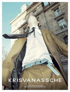 KRISVANASSCHE Delivers Sharp Angles & Details for Spring/Summer 2015 Campaign