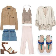 Best of Zara by challii on Polyvore featuring Zara
