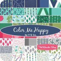 Color Me Happy YardageV