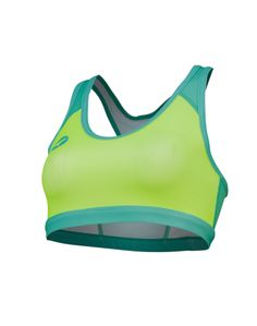 The racerback design on our cycling sports bra, promotes full-range of movement and spandex mesh side panels provide excellent breathability and stretch. Women's Cycling, Women's Sports Bras