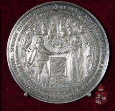 Medal na zaślubiny Władysława IV z Cecylią Renatą -1637| FUNDACJA XX…