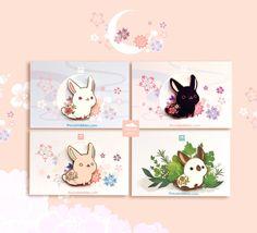 Enamel Pin - Himalayan Rabbit Pin (Brown and White Bunny) Jacket Pins, Pink Rabbit, Cool Pins, Pin And Patches, Metal Pins, More Cute, Pin Badges, Cute Stickers, Pin Collection