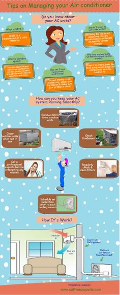 Tips on Managing your Air Conditioning