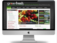Grow Fresh Greenhouses has been the leading supplier and source for best quality greenhouses in Australia for many years now and come to you with generations of horticultural experience… We have designed this ecommerce store with our special customization techniques in VirtueMart for Joomla development. Therefore, you will find easy to use and comprehensive navigation scheme at side bar along with main menu.  Technology: - Joomla 2.5, VirtueMart, RSmonials