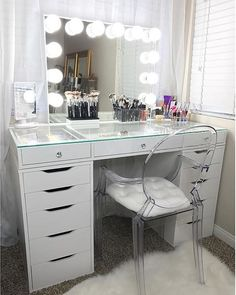 Description Get ready to slay all day in our NEW SlayStation™ XL Plus 2.0 Vanity Table Top! Featuring a flawless...