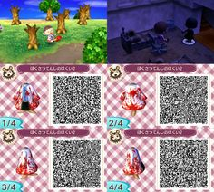 Another Bloody Outfit! - Animal Crossing New Leaf