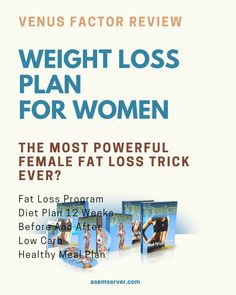 Venus Factor Weight Loss Plan For Women The Most Powerful Female Fat Loss Trick Ever?  Fat Loss Program Diet Plan 12 Weeks Before And After Low Carb Healthy Meal Plan  #VenusFactor #fatloss #diet #mealplan Diet Plans To Lose Weight, Weight Loss Plans, How To Lose Weight Fast, Smoothies, Smoothie Recipes, Diet Motivation Pictures, Venus Factor, Diet Humor, Wellness Programs