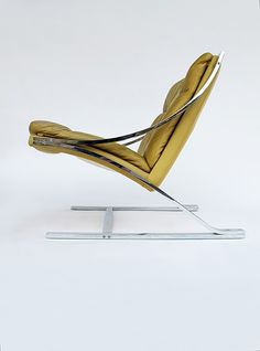 Ultra Barcelona chair. Paul Tuttle
