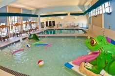 Courtyard Fargo Moorhead Indoor Pool