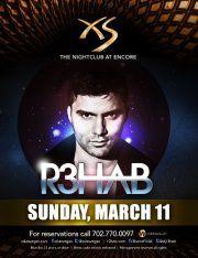 R3hab at XS Las Vegashttp://xs.wantickets.com/Events/98760/
