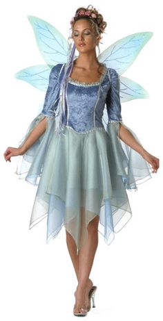 Adult Tinkerbell Fancy Dress