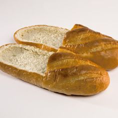 Here's a bunch of bread slippers that are actually made from real edible bread. I don't know why, but I guess it could work up a good breakfast . Father's Day Breakfast, Snacks Für Party, Retirement Parties, Retirement Ideas, Unique Recipes, Ethnic Recipes, Creative Food, Food Pictures, Food Art