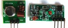 433Mhtz RF communication between Arduino and Raspberry Pi: Raspberry Pi as receiver