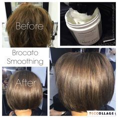 Another fantastic BROCATO SMOOTHING BLOWOUT. Hair by Chelsea ✨  This keratin treatments plant-based resins create extreme hold, so that the added smoothness and shine lasts up to a month. Ideal if you are heading on holiday to a hot, humid climate! ☀️ The great thing about this treatment is that it takes as little as an hour and you will leave the salon with a fantastic blowout 💁  Call 02920461191 to book or enquire O.Constantinou & Sons, 99 Crwys Rd, Cardiff. CF24 4NF  #brocato