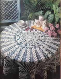 Round Tablecloths                                                                                                                                                                                 Mais
