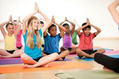 COMO TER UM MUNDO MELHOR: Yoga ajuda no desenvolvimento de crianças ansiosas e com dificuldade de concentração