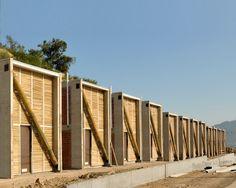 Ruca Dwellings / Undurraga Devés Arquitectos