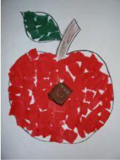 Die 13 Besten Bilder Von Apfel Basteln Bricolage Diy For Kids Und