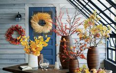 Fall Botanicals