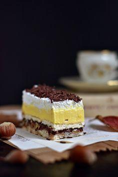 Nutella kocke Nutella, Baking Recipes, Cookie Recipes, Oreo, Kolaci I Torte, Torte Recepti, Croatian Recipes, Bosnian Recipes, Torte Cake