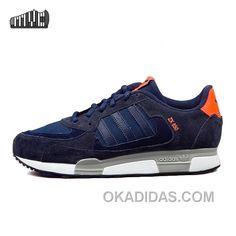 http://www.okadidas.com/adidas-zx850-women-dark-blue-orange-authentic.html ADIDAS ZX850 WOMEN DARK BLUE ORANGE AUTHENTIC : $104.00
