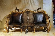 Exotic Luxury Furniture with Tribal and Gothic Touches | DigsDigs