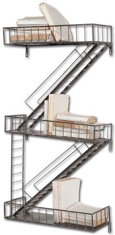 Mega Home 5 Tier Corner Wall Shelf Reviews Wayfair A