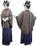 Ladies' Victorian Cape - Heirloom Brand