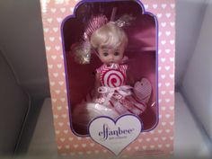 Effambee NRFB...Check out this item in my Etsy shop https://www.etsy.com/listing/211746631/effanbee-lil-innocence-peppermint-twist