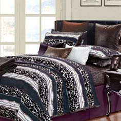 EverRouge 7Piece Cotton Duvet Cover Set Queen Passionate >>> Continue to the product at the image link.